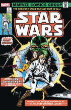 Image: Star Wars #1 (Facsimile edition) - Marvel Comics
