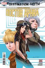 Image: Star Wars: Doctor Aphra #40 - Marvel Comics