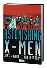 Image: Astonishing X-Men: Whedon Cassaday Omnibus Vol. 01 HC  (new printing) - Marvel Comics