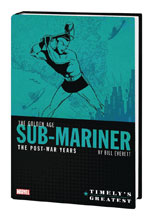 Image: Timely's Sub-Mariner: Everett Post-War Omnibus HC  - Marvel Comics