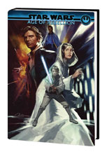 Image: Star Wars: Age of Rebellion HC  - Marvel Comics