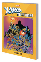 Image: X-Men Milestones: Onslaught SC  - Marvel Comics