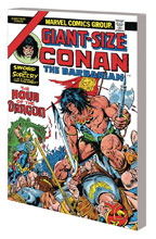 Image: Conan: The Hour of the Dragon SC  - Marvel Comics