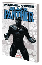 Image: Marvel-Verse: Black Panther GN SC  - Marvel Comics