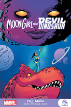 Image: Moon Girl and Devil Dinosaur: Full Moon GN SC  - Marvel Comics