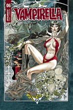 Image: Vampirella #6 (cover B - March) - Dynamite