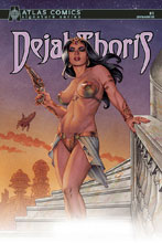 Image: Dejah Thoris #1 (2019) (signed - Linsner) (Atlas edition) - Dynamite