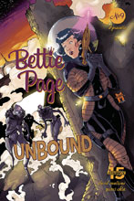 Image: Bettie Page: Unbound #9 (cover D - Gaudio) - Dynamite