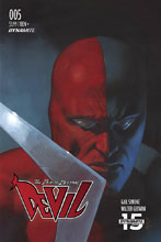 Image: Death-Defying Devil #5 (cover C - Federici) - Dynamite