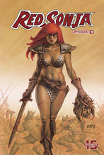 Image: Red Sonja Vol. 05 #11 (cover B - Linsner) - Dynamite