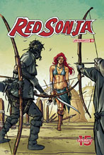 Image: Red Sonja #11 (cover D - Colak) - Dynamite