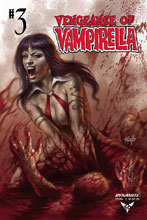 Image: Vengeance of Vampirella #3 (cover A - Parillo) - Dynamite