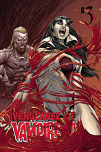 Image: Vengeance of Vampirella #3 (cover C - Buzz) - Dynamite