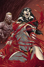 Image: Vengeance of Vampirella #3 (incentive 1:10 cover - Buzz virgin) - Dynamite