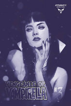 Image: Vengeance of Vampirella Vol. 02 #3 (incentive 1:40 cover - Oliver Tinted) - Dynamite