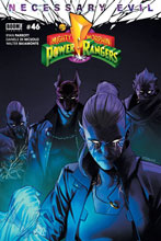 Image: Mighty Morphin Power Rangers #46 (cover A - Campbell) - Boom! Studios