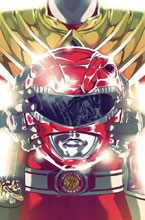Image: Mighty Morphin Power Rangers #46 (variant foil cover - Montes) - Boom! Studios