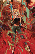 Image: Buffy the Vampire Slayer #10 (cover C - Connecting Rebelka) - Boom! Studios