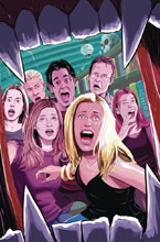 Image: Buffy the Vampire Slayer #10 (cover D preorder - Inzana) - Boom! Studios