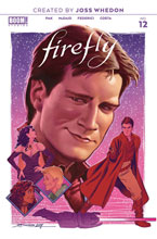 Image: Firefly #12 (cover B preorder - Quinones) - Boom! Studios