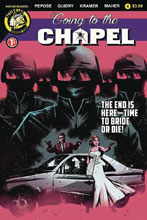 Image: Going to the Chapel #4 (cover B - House) - Action Lab - Danger Zone