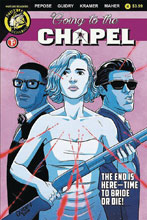 Image: Going to the Chapel #4 (cover C - Guidry) - Action Lab - Danger Zone