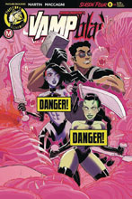 Image: Vampblade: Season 4 #8 (cover B - Young risque) - Action Lab - Danger Zone