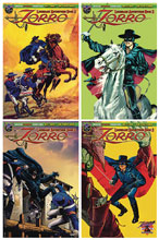 Image: Zorro Legendary Adventure Book II Reader Set  - American Mythology Productions