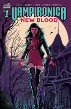 Image: Vampironica: New Blood #1 (cover A - Mok) - Archie Comic Publications