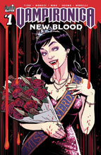 Image: Vampironica: New Blood #1 (cover C - Isaacs) - Archie Comic Publications