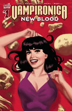 Image: Vampironica: New Blood #1 (cover D - Smallwood) - Archie Comic Publications