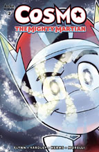 Image: Cosmo Mighty Martian #2 (cover A - Yardley) - Archie Comic Publications