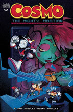 Image: Cosmo Mighty Martian #2 (cover C - Skelly) - Archie Comic Publications