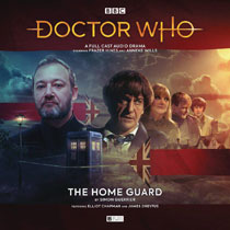 Image: Doctor Who Audio CD: Early Adventures - Home Guard  - Big Finish