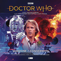 Image: Doctor Who Audio CD: 5th Doctor - Warzone Conversion  - Big Finish
