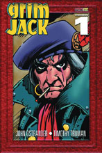 Image: Grimjack Omnibus Vol. 01 SC  (2nd printing) - Comicmix