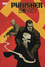 Image: Punisher: Soviet #1 (DFE signed - Quesada) - Dynamic Forces