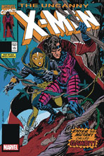 Image: Uncanny X-Men #266 (Facsimile edition) (variant cover) (DFE signed - Claremont [Gold]) - Dynamic Forces