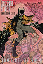 Image: Dark Knight Returns: The Golden Child #1 (DFE signed - Miller) - Dynamic Forces