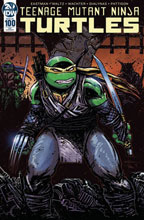 Image: Teenage Mutant Ninja Turtles #100 (DFE variant cover) (DFE signed - Eastman) - Dynamic Forces