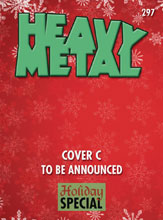Image: Heavy Metal #297 (cover C - TBD) - Heavy Metal Magazine