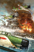 Image: Pearl Harbor from the Pages of Combat  (Dave Dorman cover) - It's Alive