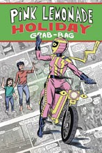 Image: Pink Lemonade: Holiday Grab Bag One-Shot  (Simpson cover) - It's Alive