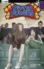 Image: Sister Powers #2 (cover A - Wytch) - Keenspot Entertainment