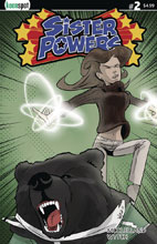 Image: Sister Powers #2 (cover C - Powered Up) - Keenspot Entertainment