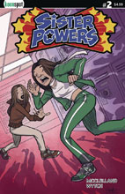 Image: Sister Powers #2 (cover D - Jerry Bennet) - Keenspot Entertainment