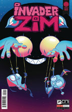 Image: Invader Zim #50 (cover A - Goldberg) - Oni Press Inc.