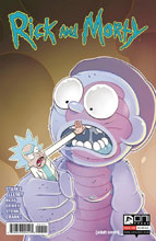 Image: Rick & Morty #57 (cover B - Spano) - Oni Press Inc.