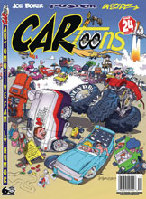 Image: CARtoons Magazine #24 - Picture Esque Publishing