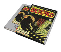 Image: Pre-Code Classics: The Beyond Vol. 02 HC  (slipcase edition) - PS Artbooks